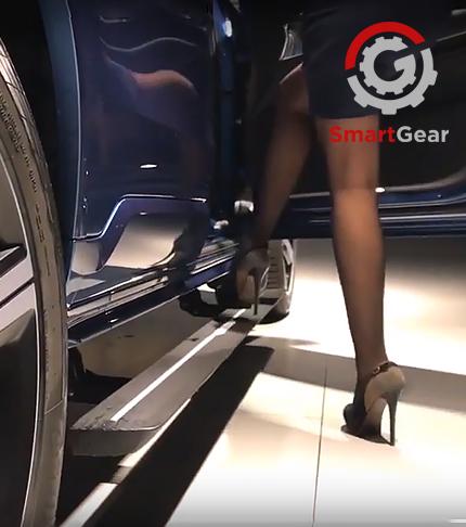 Электрические выдвижные пороги премиум-класса SmartGear для Volvo XC90