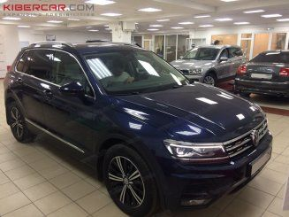 Volkswagen Tiguan (Discover Pro): андроид-система AirTouch Performance 5.1.1