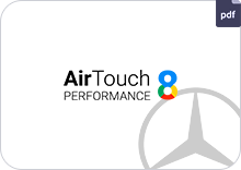 Инструкция по установке AirTouch Performance Mercedes-Benz GLS-Class (X166)