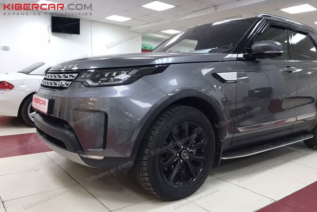 Land Rover Discovery V: ТВ-тюнер и чип-тюнинг